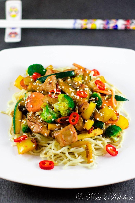 ginger&soy turkey vegetable stir fry (1 von 1)-2