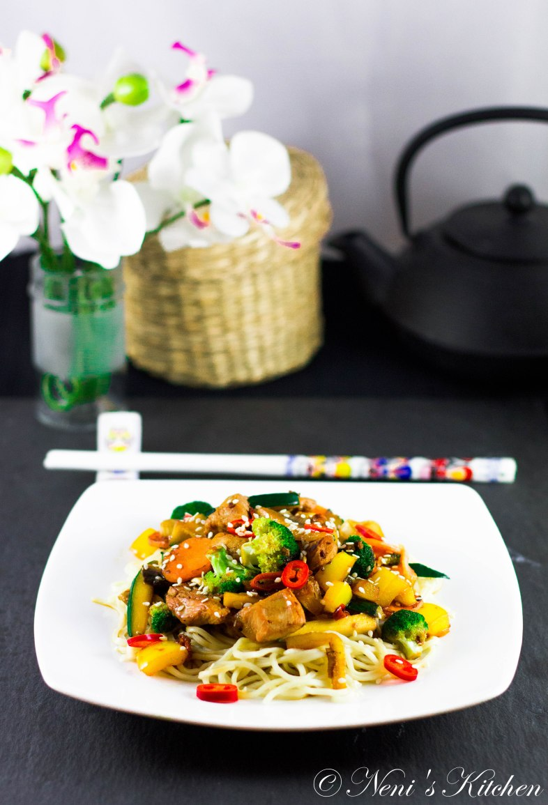 ginger&soy turkey vegetable stir fry (1 von 1)-6