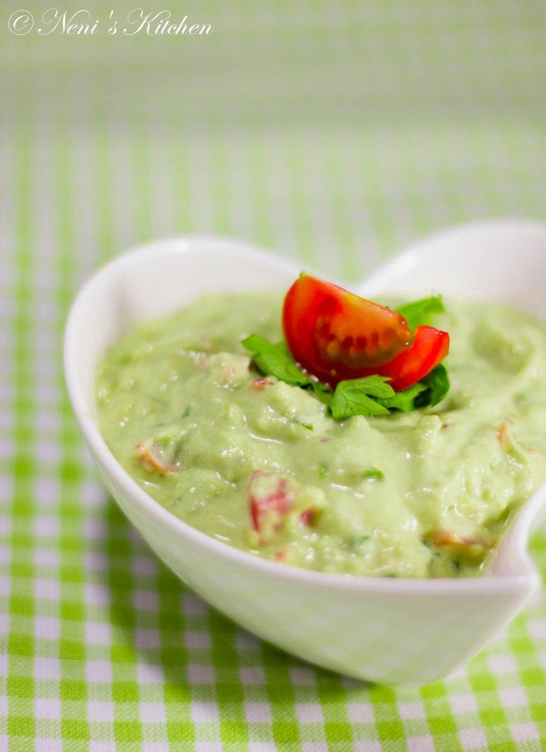 Creamy kinda guacamole 2