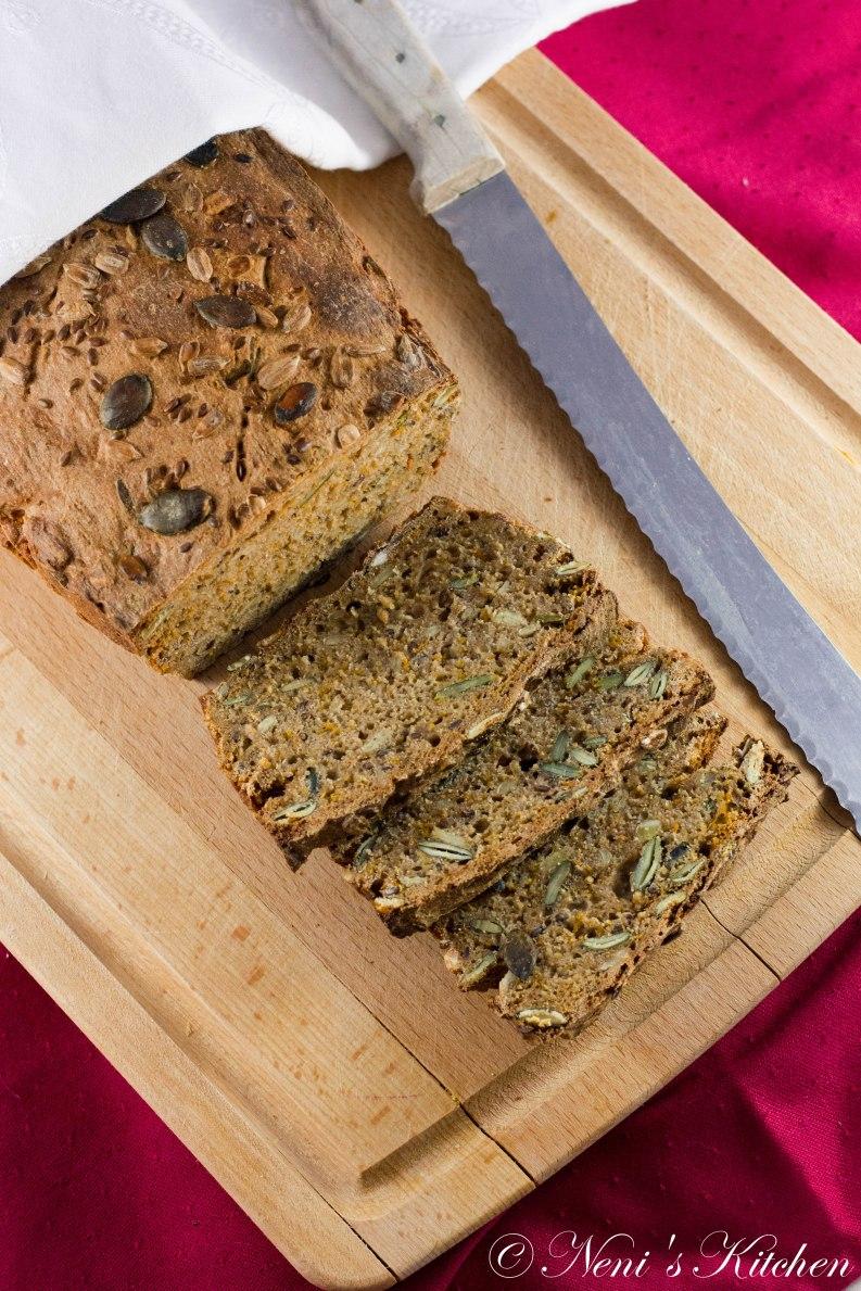 rye bread super easy
